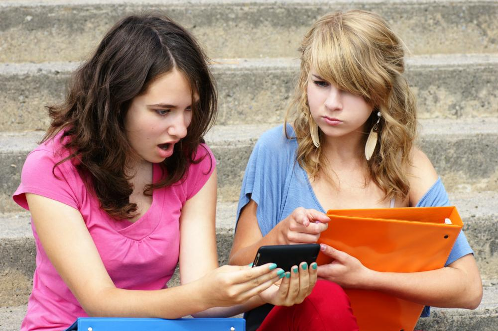 online-or-cyber-bullying-concept