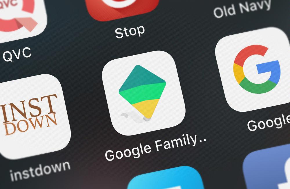 google family link parental controls