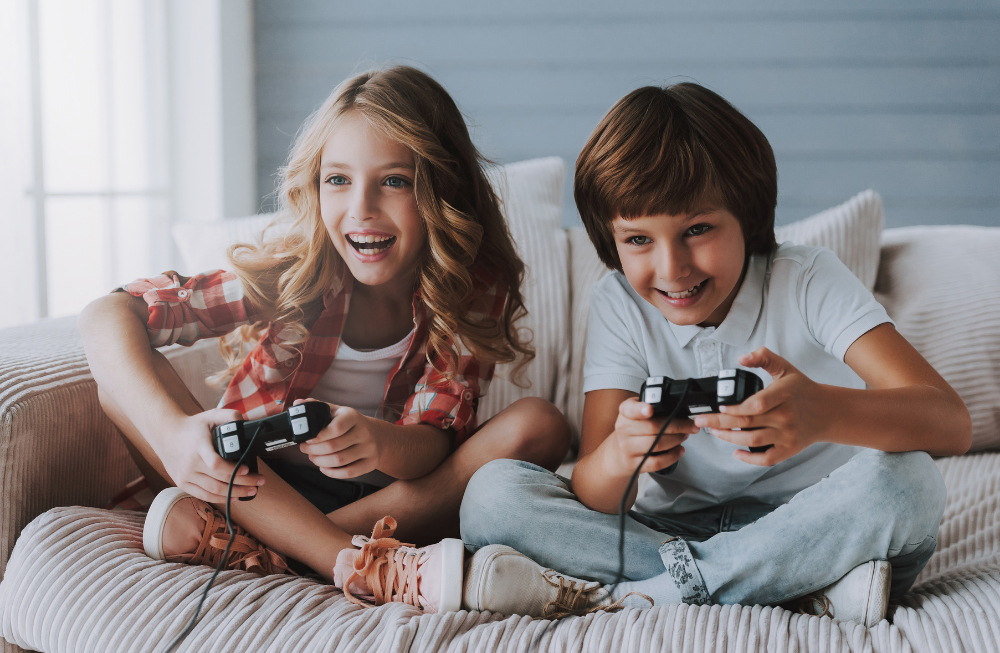 A Parents' Guide to Gaming Parental Controls and Safety